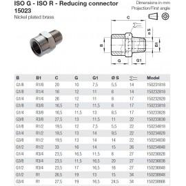 15023 Toldó / Bővítő / Szűkítő